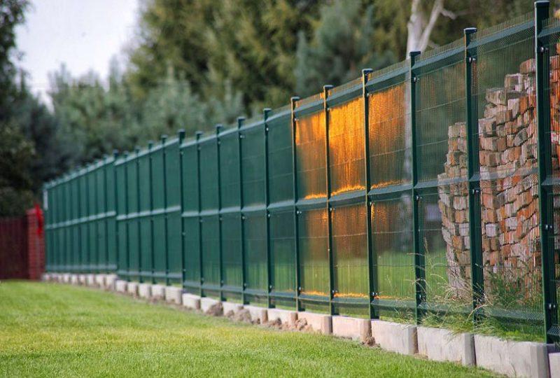 Panele ogrodzeniowe 2D 3D