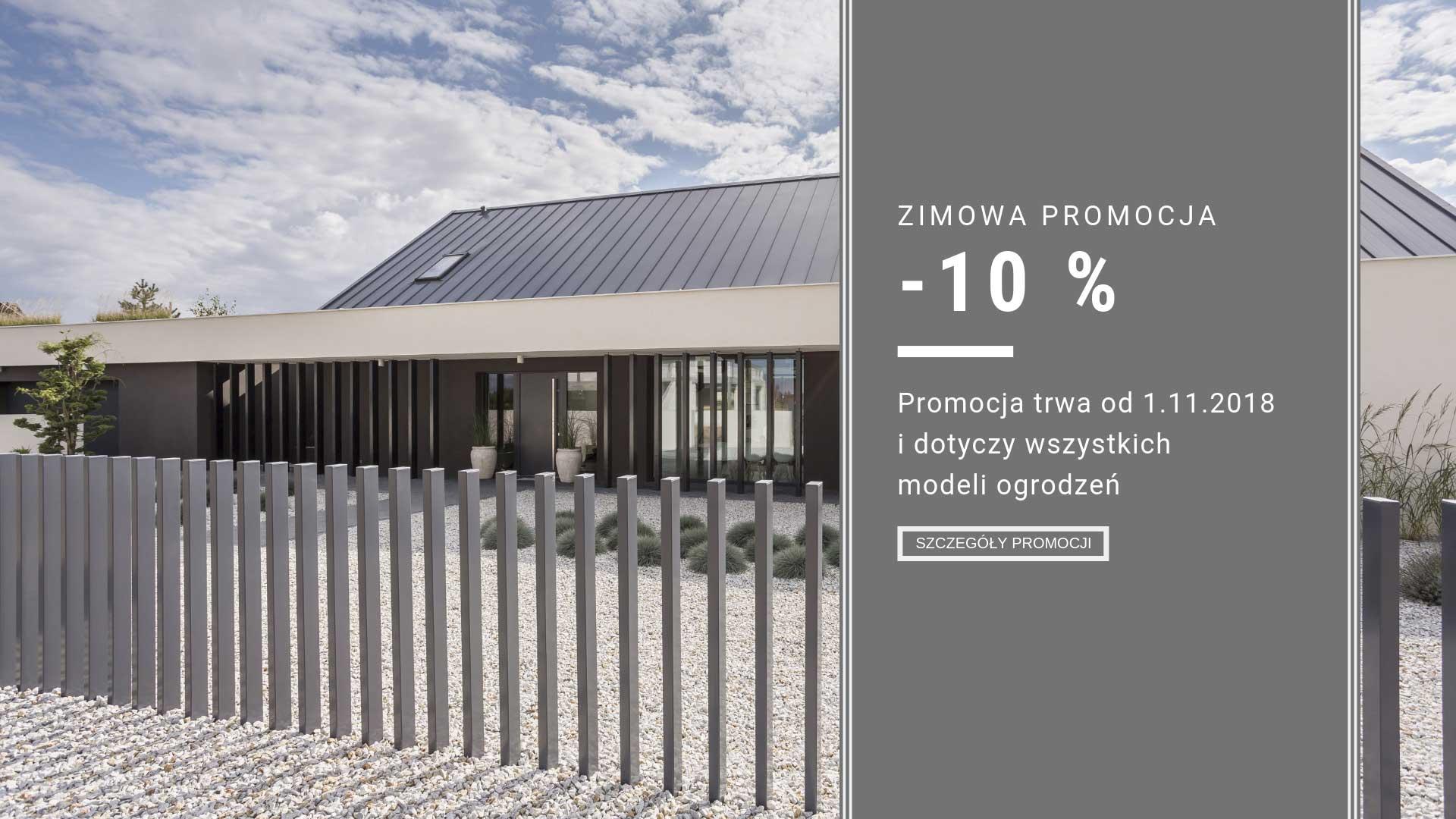 Skorzystaj z promocji 10 procent na naszą produkcje