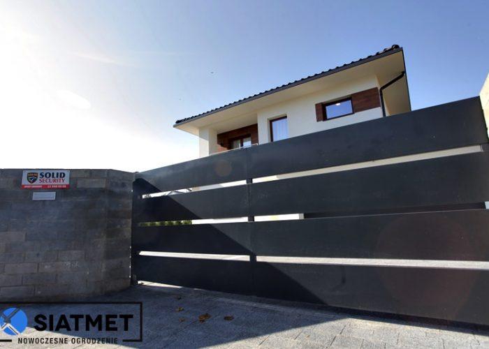 Oferta firmy Siatmet - producenta nowoczesnego ogrodzenia